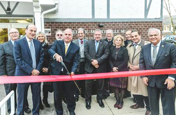 MHACY unveils Tribute to late Mayor during Ribbon Cutting for